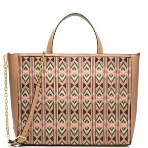 Tory Burch embellished east west handbag
